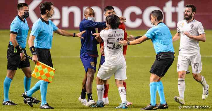 RSL reaches low point, wrong kind of fight, boo to the booer