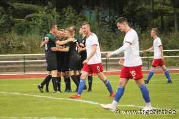 TuS Harsefeld besiegt VfL Güldenstern Stade fast mühelos - Fußball - Tageblatt-online