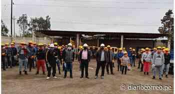 Inició programa Trabaja Perú en distrito de Chocope - Diario Correo