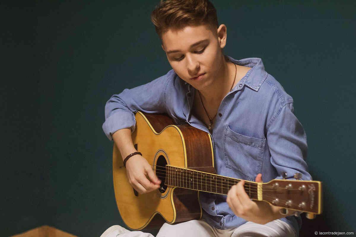Javier Naranjo debuta en la música con 'Cristales rotos' - Lacontradejaen