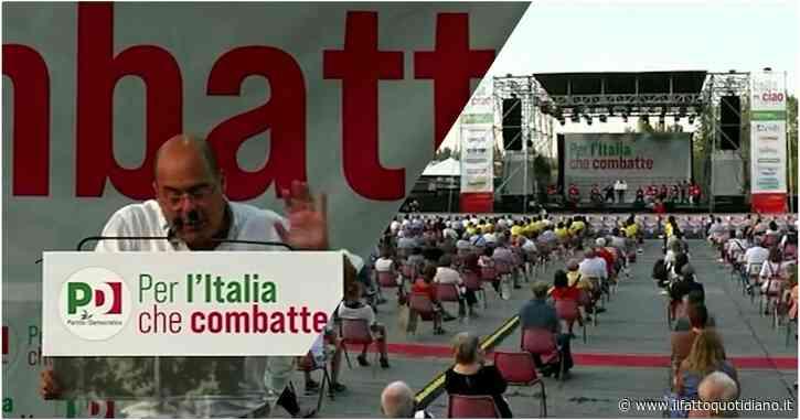 """Zingaretti corteggia gli elettori degli alleati: """"Uniti per fermare le destre, non buttiamo voti"""""""
