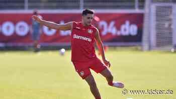 Bayer Leverkusens Nadiem Amiri steigt nach Quarantäne wieder ein - kicker