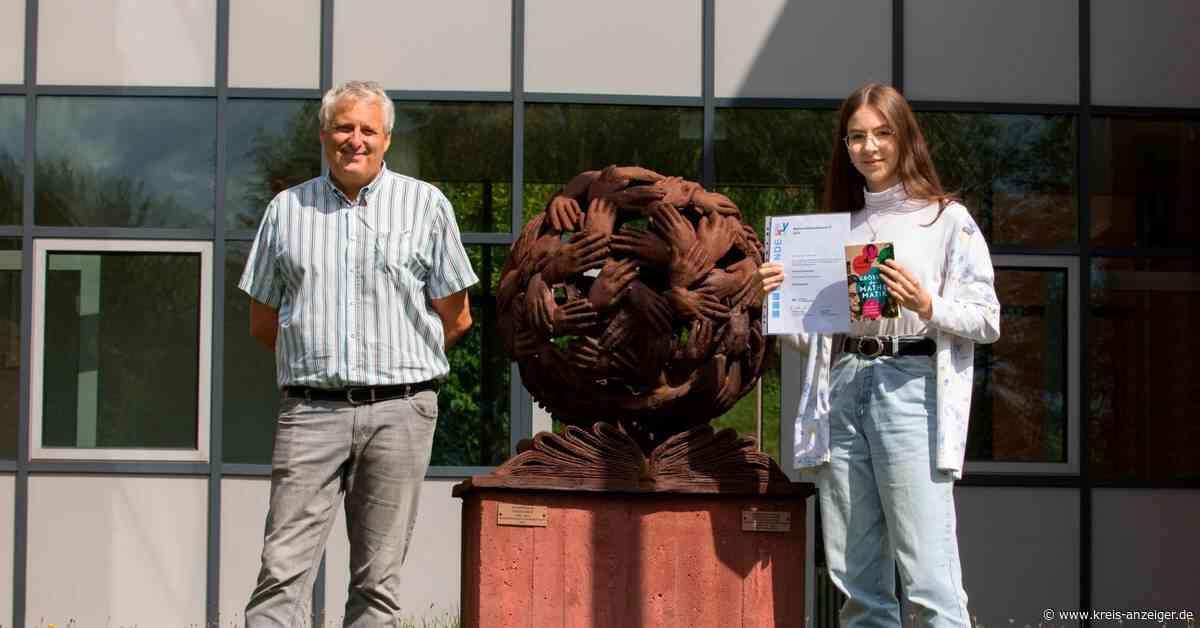 Mathematik: Theresa Rosenthal ist die Beste am Büdinger Gymnasium - Kreis-Anzeiger