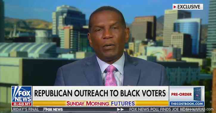 Burgess Owens says Democrats are led by 'sociopaths'