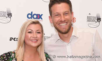 Chris Ramsey's wife Rosie shares pregnancy struggle as she shows off growing bump