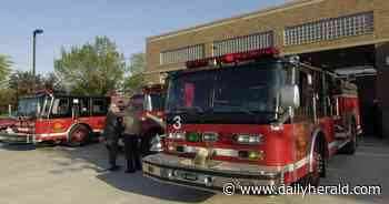 Schaumburg firefighter contract offers 2.5% annual raises