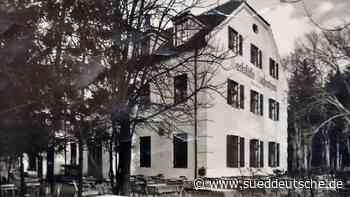 Gasthof Buchenhain in Baierbrunn: Mitten im Wald - Süddeutsche Zeitung