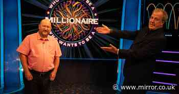 Who Wants To Be A Millionaire? jackpot is now worth just £500k compared to 1998