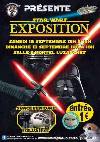 Exposition Star Wars par Starmovies - Salle Blanche Montel 95270 LUZARCHES, Luzarches, 95270 - Sortir à France - Le Parisien Etudiant