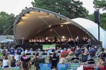 """Big Tent Festival: African American Voices"" kicks off Richmond Symphony at Maymont Saturday - rvahub.com"