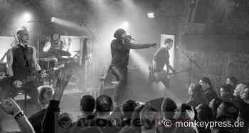 UNZUCHT, FIRSTBORN & RANDOLPH'S GRIN – Leipzig, Moritzbastei (24.11.2016) - Monkeypress.de - Das Musikmagazin für Rock, Indie, Gothic, Alternative, Metal, Electro und mehr