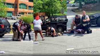 Police officer who attacked Black Lyft passenger fired