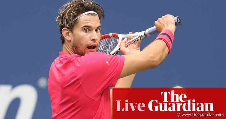 Alexander Zverev v Dominic Thiem: US Open men's final – live!