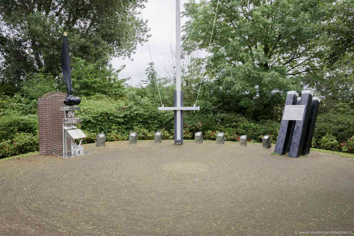Verkeerde namen op oorlogsmonument op Marken; pijnlijke fout wacht een chic herstel - Noordhollands Dagblad