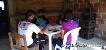 Refuerzan clases en Ragonvalia - Canal TRO