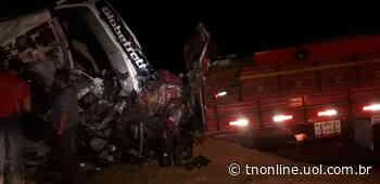 Acidente deixa três feridos na PR-454 em Astorga - TNOnline - TNOnline