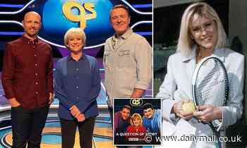 BBC removed me from my dream job: Sue Barker insists she would never have voluntarily left