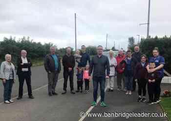 Lawrencetown residents take action on speeding - banbridgeleader.co.uk