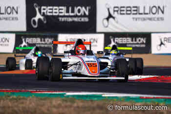 Ren Sato wins twice in French F4 at Magny-Cours - formulascout.com
