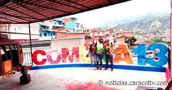 Guatapé y la comuna 13 de Medellín, en busca de la reactivación turística - Noticias Caracol