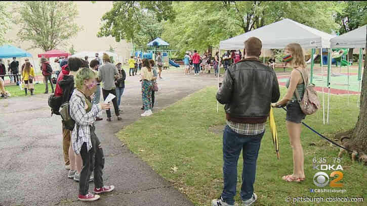 'Stop The Station' Block Party Held In East Liberty