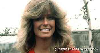 Farrah Fawcett Hair Is Making A Comeback All Over Social Media — Here's How To Get It - The Zoe Report
