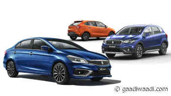Heavy Discounts On Maruti Nexa Cars This Month - Ignis, Ciaz, Baleno, XL6 - GaadiWaadi.com