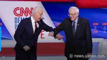 Sanders says Biden win in November is no 'slam dunk'