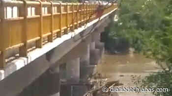 Mujer intenta suicidarse en puente de Acala - Diario de Chiapas
