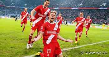FC Ingolstadt: Maximilian Beister über Ex-Klub Fortuna Düsseldorf - Westdeutsche Zeitung