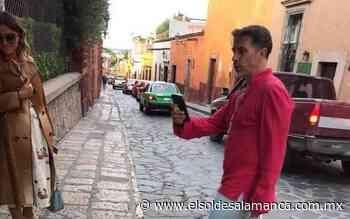 Visita Sergio Mayer San Miguel de Allende - El Sol de Salamanca