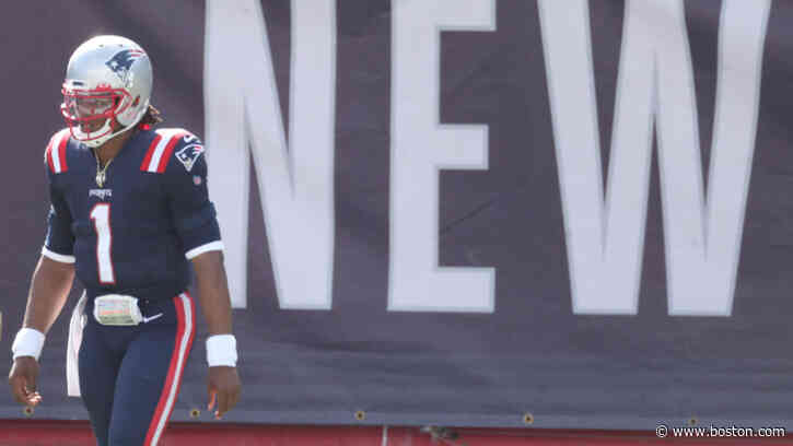Cam Newton on his Patriots debut: 'This is the new normal' - Boston.com