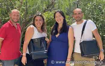 Porto-Vecchio : le sac à langer corse nouvelle génération - Corse Net Infos