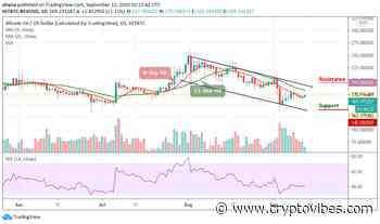Bitcoin SV Price Analysis: BSV/USD Holds Above its Key Support, Consolidating Around $169 - CryptoVibes