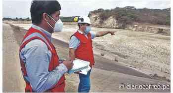 Detectan deficiencias en obra del río Zarumilla - Diario Correo