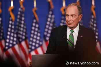 Michael Bloomberg pledges $100 million to help Biden in Florida