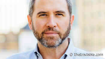 The CEO of Ripple (XRP), Brad Garlinghouse, Thinks the Weakened Dollar is Beneficial for the Cryptocurrencies... - TheTradable
