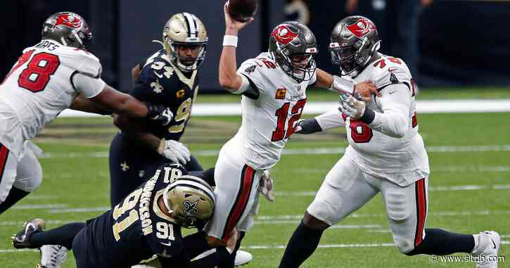 NFL roundup: Saints win 34-23 to spoil Tom Brady's debut with Buccaneers