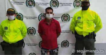 Cárcel a presunto responsable de hurto de ganado en fincas de Pivijay - Seguimiento.co