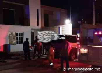Arrojan bomba ´molotov´ a departamento de comerciante en Oluta - Imagen del Golfo
