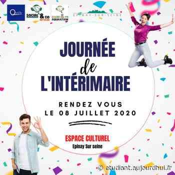 La journée de l'intérimaire - Espace culturel, Epinay sur Seine, 93800 - Sortir à France - Le Parisien Etudiant