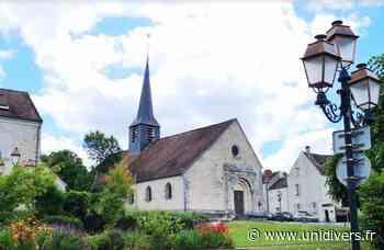 Visite de l'église Notre-Dame-de-l'Assomption dimanche 20 septembre 2020 - Unidivers