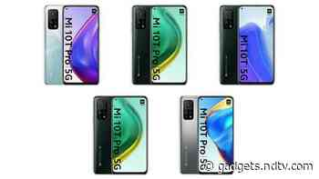 Xiaomi Mi 10T 5G, Mi 10T Pro 5G Specifications Leaked, Snapdragon 865 SoC Tipped