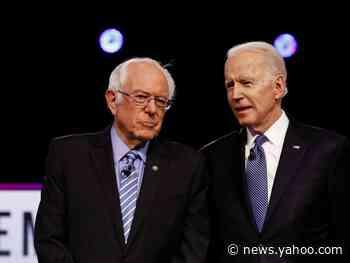 Bernie Sanders denies alleged 'concerns' about Joe Biden's campaign
