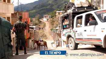 Comunidad en Nariño expulsa a soldados; Ejército dice que fue asonada - El Tiempo