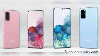 Samsung Galaxy S20 FE 5G Spotted on TENAA, Key Specifications Tipped