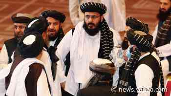 Afghan-Taliban talks: Government calls for ceasefire