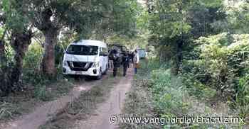 Hallan restos de una persona en un rancho de Sayula de Alemán - Vanguardia de Veracruz