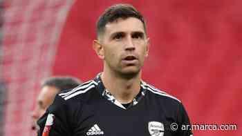 Emiliano Martínez al Aston Villa: será el arquero argentino más caro de la historia - Marca Claro Argentina