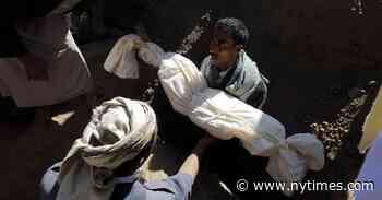 War Crimes Risk Grows for U.S. Over Saudi Strikes in Yemen